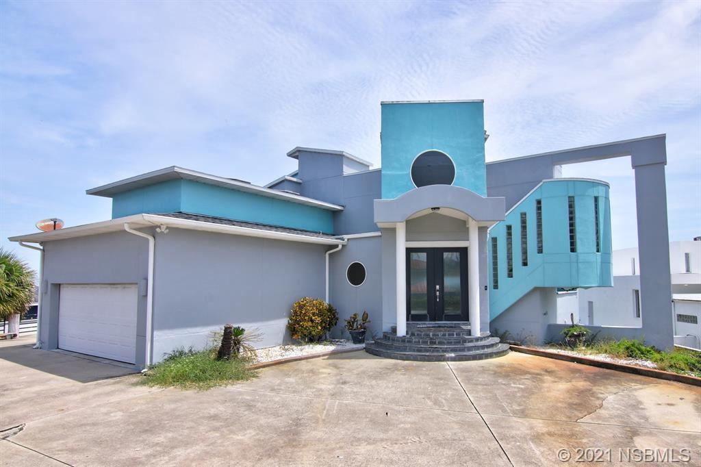Photo of 4895 S Atlantic Avenue, Ponce Inlet, FL 32127 (MLS # 1065864)