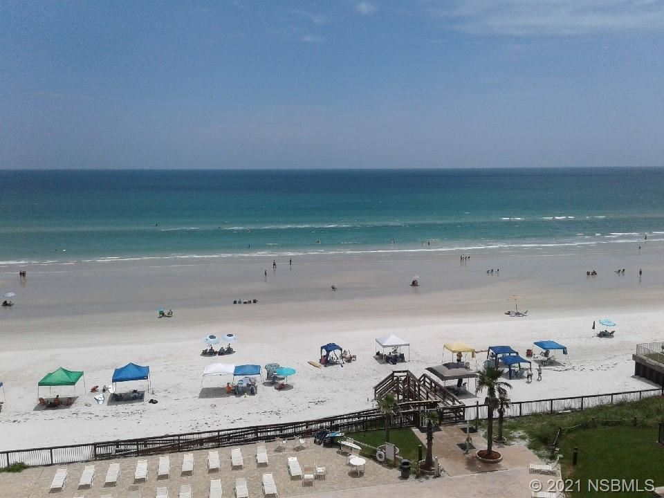 Photo of 4141 S Atlantic Avenue #705, New Smyrna Beach, FL 32169 (MLS # 1059870)