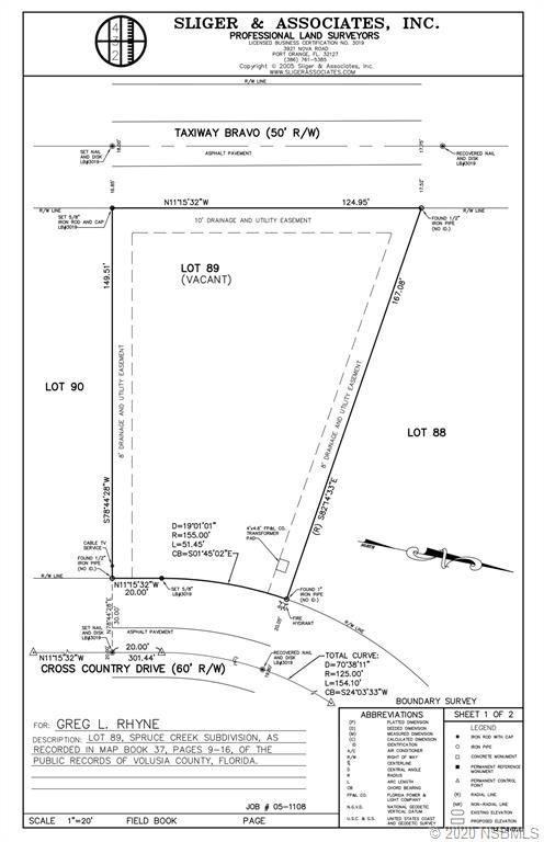 Photo of 2541 Cross Country Drive, Port Orange, FL 32128 (MLS # 1059872)