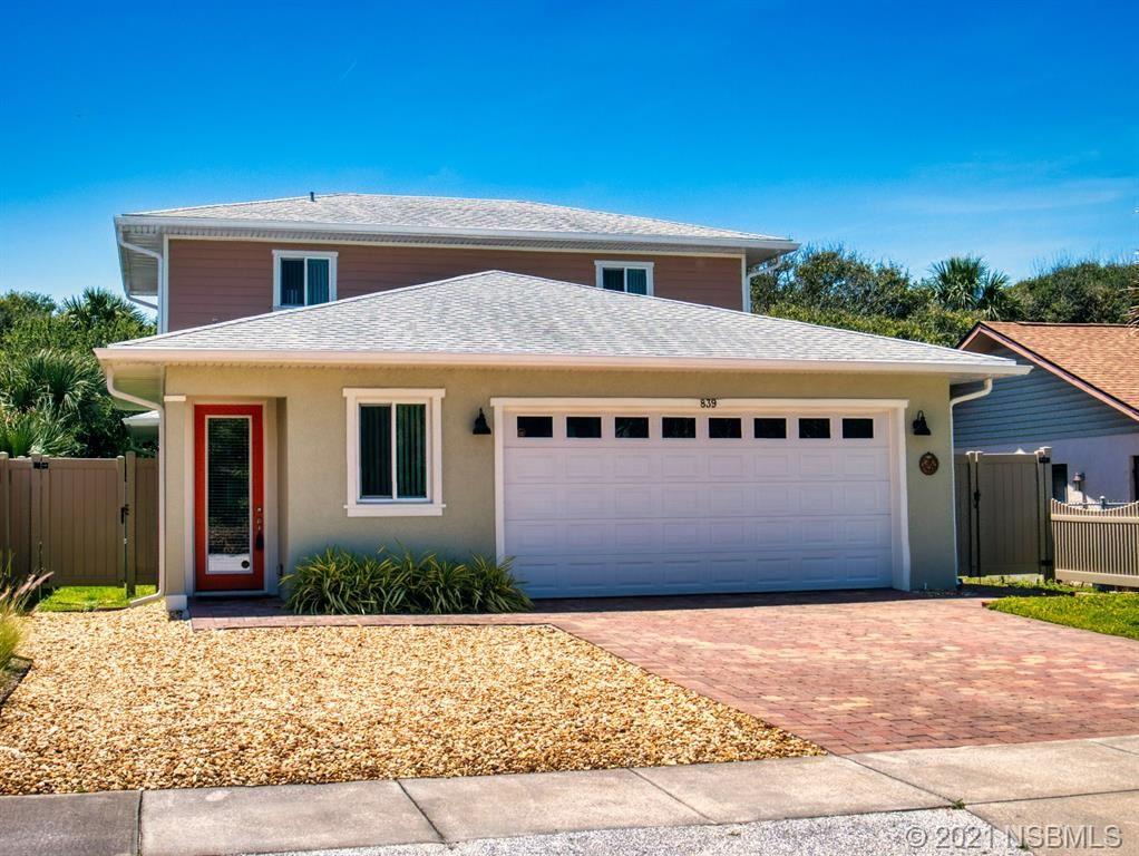Photo of 839 Maple Street, New Smyrna Beach, FL 32169 (MLS # 1063882)
