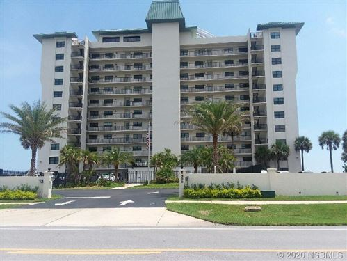 Photo of 5499 S Atlantic Avenue #205, New Smyrna Beach, FL 32169 (MLS # 1050885)