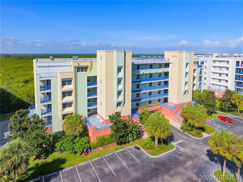 Photo of 5300 S Atlantic Avenue #9-305, New Smyrna Beach, FL 32169 (MLS # 1060886)