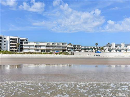 Photo of 4849 Saxon Drive #A204, New Smyrna Beach, FL 32169 (MLS # 1055892)