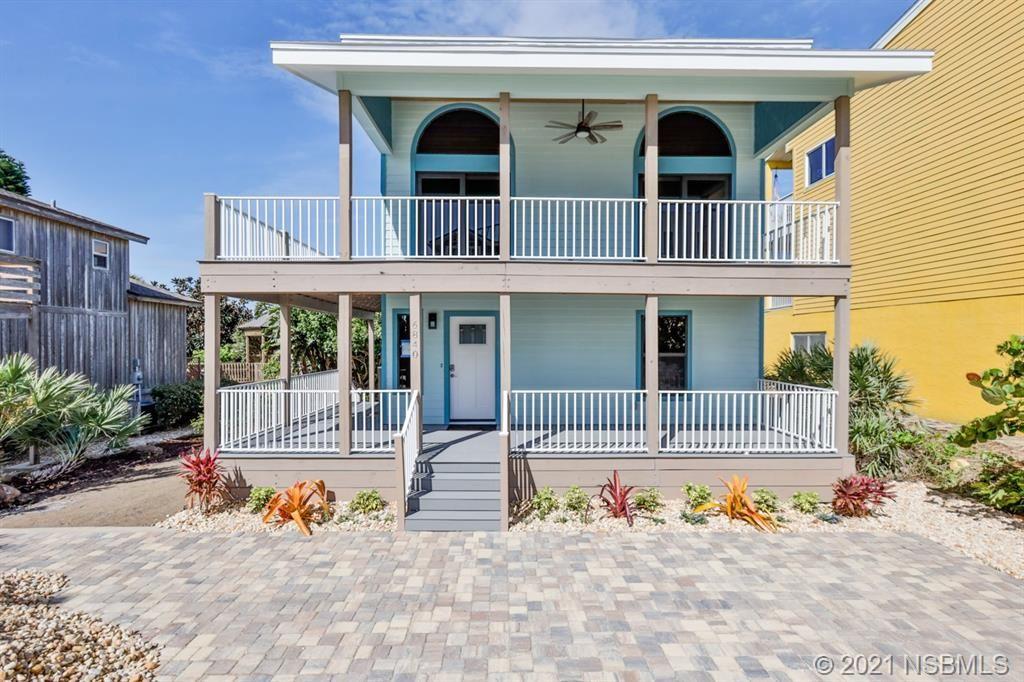 Photo of 6840 S Atlantic Avenue, New Smyrna Beach, FL 32169 (MLS # 1063895)