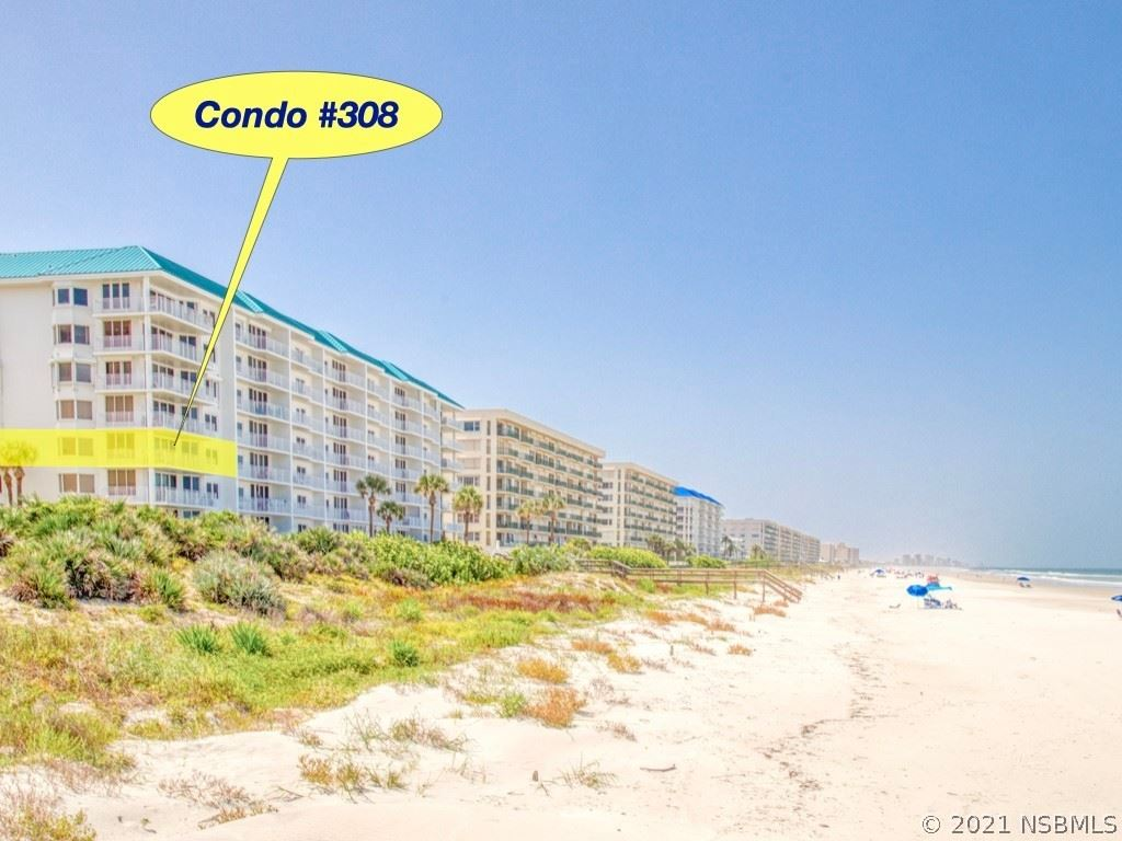 Photo of 4641 S Atlantic Avenue #308, Ponce Inlet, FL 32127 (MLS # 1065905)