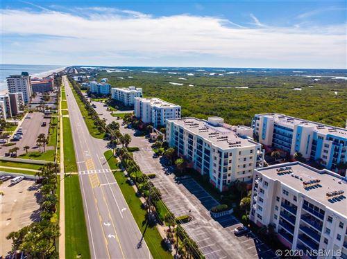 Photo of 5300 S Atlantic Avenue #4-304, New Smyrna Beach, FL 32169 (MLS # 1059906)