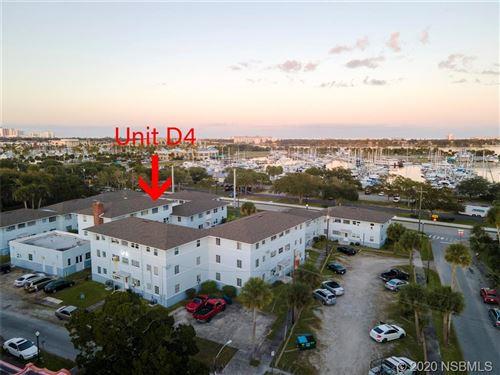 Photo of 500 S Beach Street #D4, Daytona Beach, FL 32114 (MLS # 1061908)