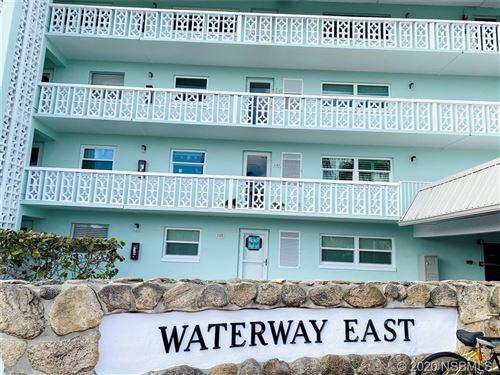 Photo of 325 Causeway N #D 204, New Smyrna Beach, FL 32169 (MLS # 1055909)