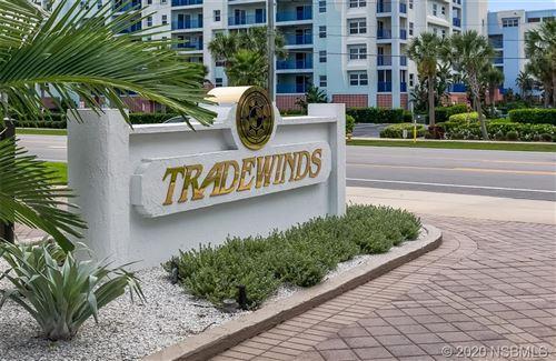 Photo of 5275 S Atlantic Avenue #507, New Smyrna Beach, FL 32169 (MLS # 1059916)
