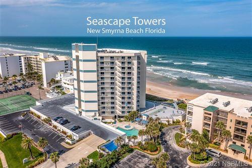 Photo of 5207 S Atlantic Avenue #423, New Smyrna Beach, FL 32169 (MLS # 1062918)