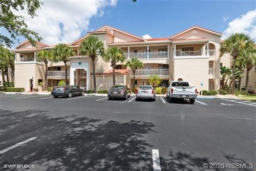 Photo of 458 Bouchelle Drive #104, New Smyrna Beach, FL 32169 (MLS # 1059924)