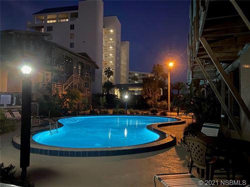 Photo of 4375 S Atlantic Avenue #B9, New Smyrna Beach, FL 32169 (MLS # 1062930)