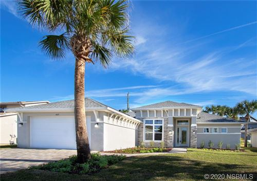 Photo of 4627 S Atlantic Ave, New Smyrna Beach, FL 32169 (MLS # 1053936)