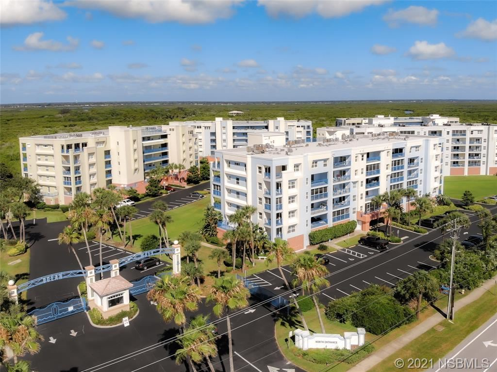 Photo of 5300 S Atlantic Avenue #2-507, New Smyrna Beach, FL 32169 (MLS # 1063942)