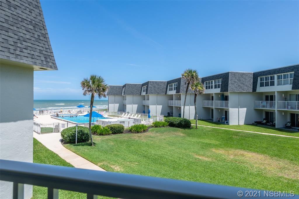 Photo of 4831 Saxon Drive #229, New Smyrna Beach, FL 32169 (MLS # 1063943)