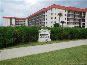 Photo of 4301 S Atlantic Avenue #3010, New Smyrna Beach, FL 32169 (MLS # 1050945)