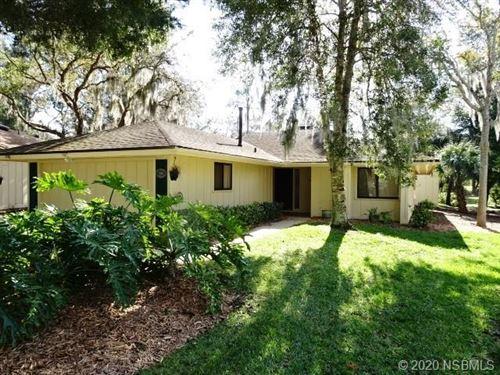 Photo of 708 Tantallon Court, New Smyrna Beach, FL 32168 (MLS # 1055945)