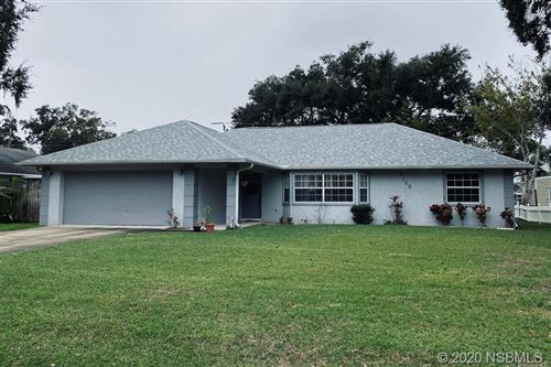 Photo of 2128 Queen Palm Drive, Edgewater, FL 32141 (MLS # 1055951)