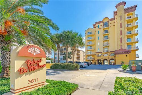 Photo of 3811 S Atlantic Avenue #202, Daytona Beach Shores, FL 32118 (MLS # 1059955)