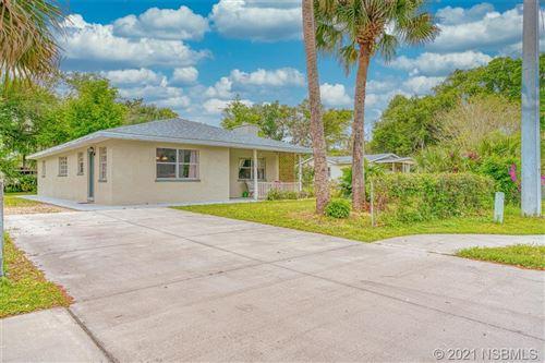 Photo of 108 S FLAGLER Avenue, Edgewater, FL 32132 (MLS # 1062961)