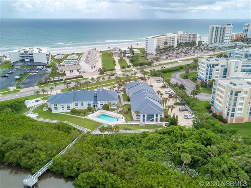 Photo of 4870 S Atlantic Avenue #103, New Smyrna Beach, FL 32169 (MLS # 1059966)
