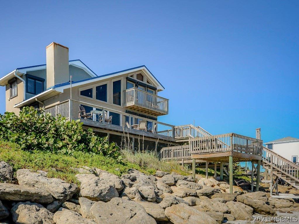 Photo of 6847 S Atlantic Avenue, New Smyrna Beach, FL 32169 (MLS # 1061968)