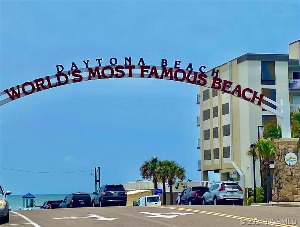 Photo of 219 S Atlantic Avenue #101, Daytona Beach, FL 32118 (MLS # 1063970)