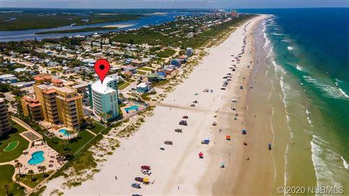 Photo of 705 N Atlantic Avenue #402, New Smyrna Beach, FL 32169 (MLS # 1059978)