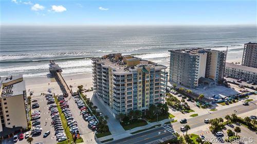 Photo of 3703 S Atlantic Avenue #908, Daytona Beach Shores, FL 32118 (MLS # 1060985)