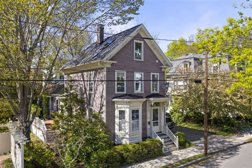 Photo of 389 Lincoln Avenue, Portsmouth, NH 03801 (MLS # 4806002)