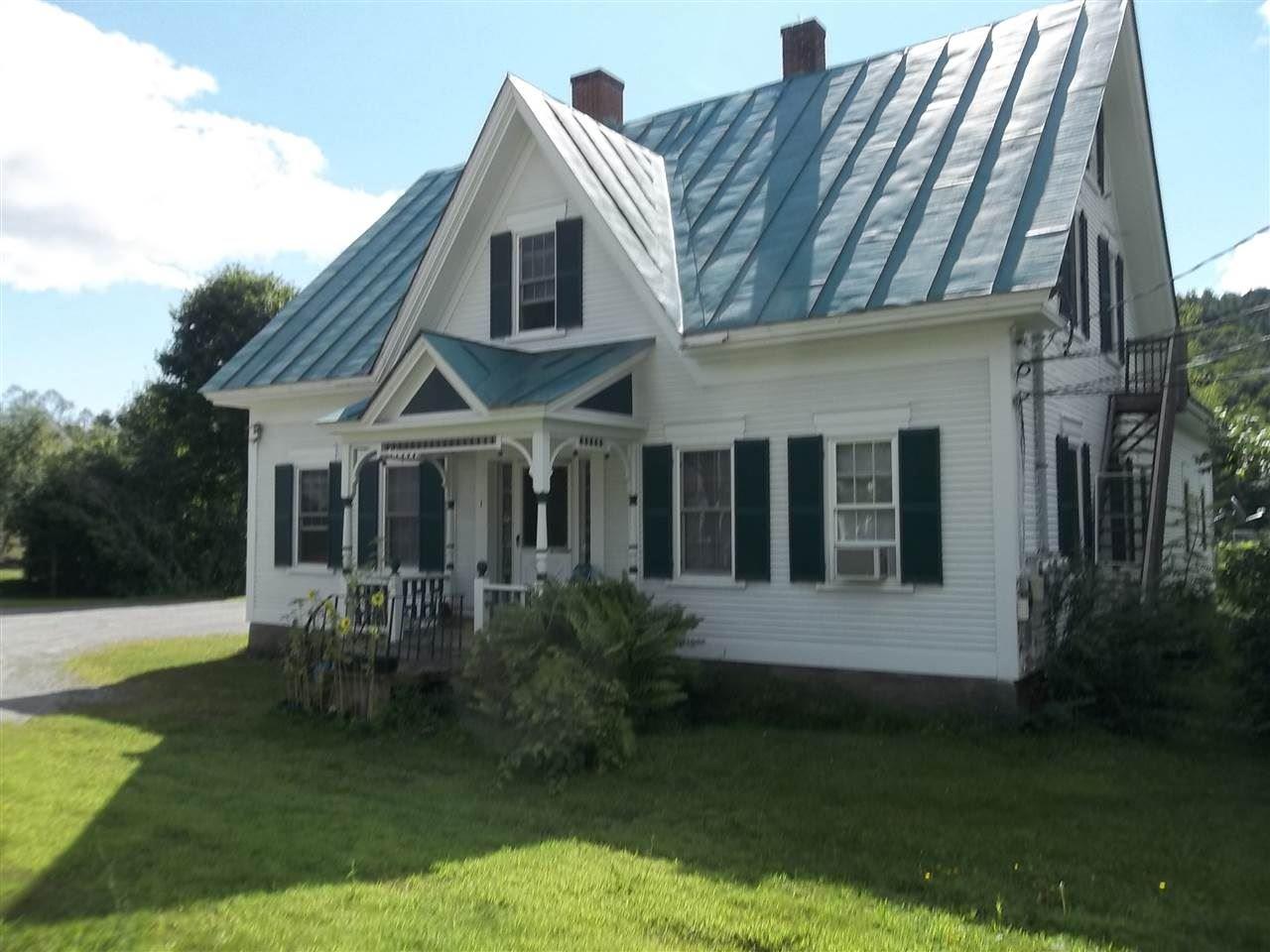 1231 West Woodstock Road, Woodstock, VT 05091 - MLS#: 4733035