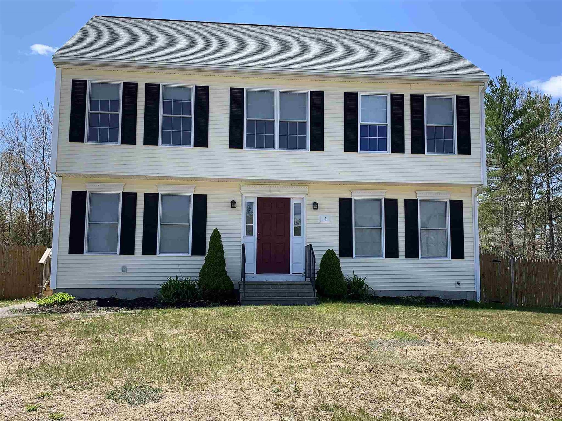 5 Ty Lane, Concord, NH 03303 - #: 4805060