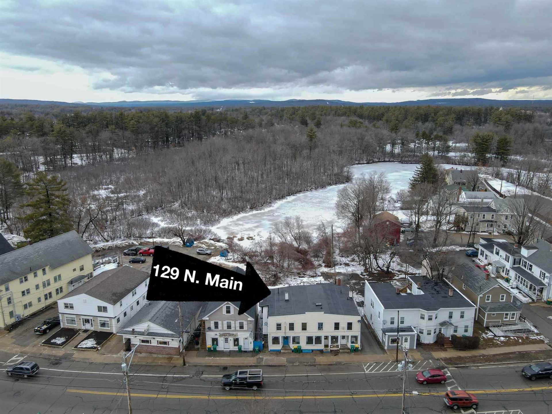 129 North Main Street, Rochester, NH 03867 - MLS#: 4849090