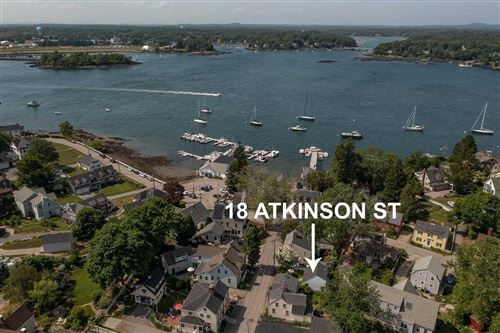 Photo of 18 Atkinson Street, New Castle, NH 03854 (MLS # 4869097)