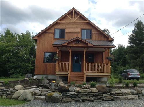 Photo of 53 Micklin Farm Road, Elmore, VT 05657 (MLS # 4855120)