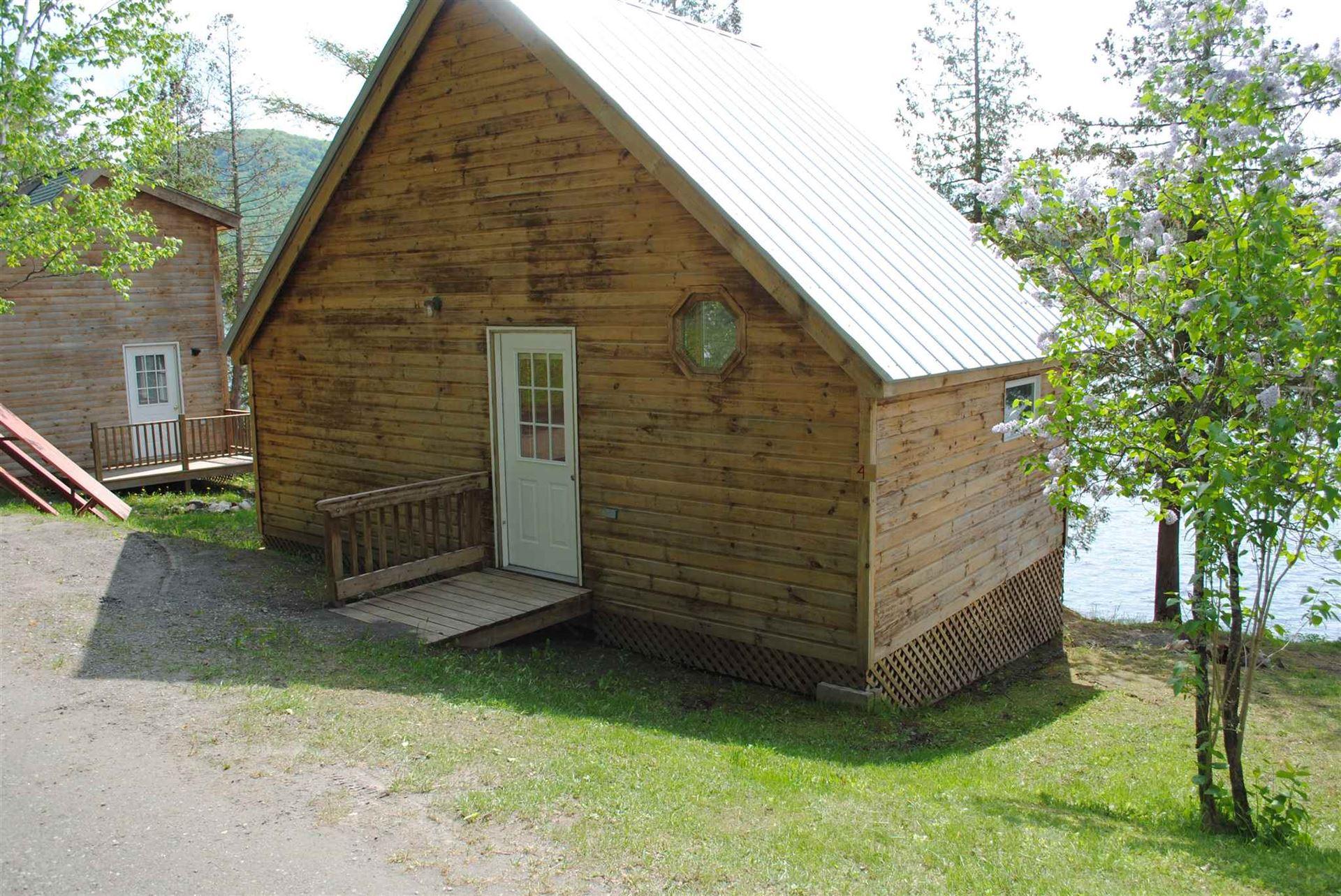Cabin #4 Campers Lane, Barnet, VT 05821 - #: 4809121