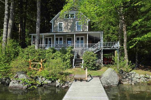 Photo of 163 Bay Point Road, Newbury, NH 03225 (MLS # 4808146)