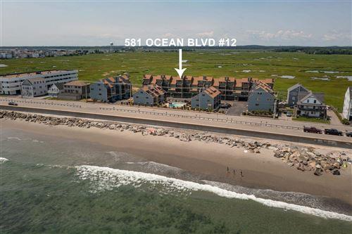 Photo of 581 Ocean Boulevard #12, Hampton, NH 03842 (MLS # 4872201)