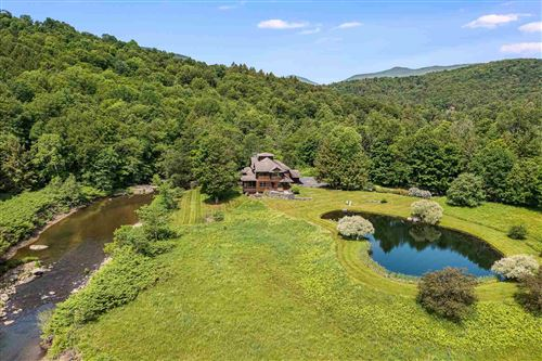 Photo of 989 Moscow Road, Stowe, VT 05672 (MLS # 4867217)