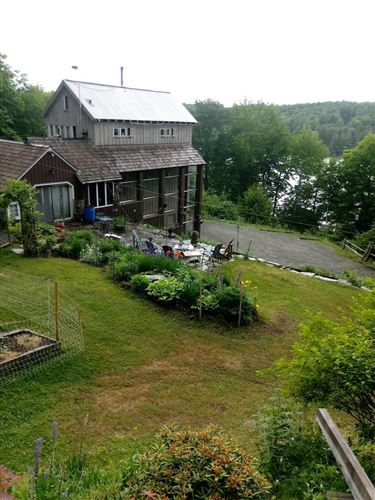 Photo of 413 Lake Raponda Road, Wilmington, VT 05363 (MLS # 4816240)