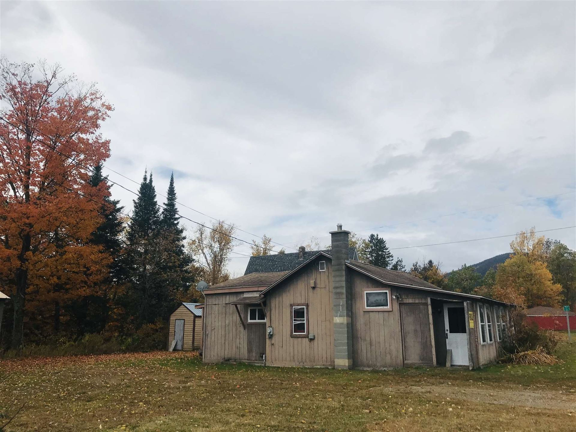 48 Nh Route 26, Colebrook, NH 03576 - MLS#: 4809289