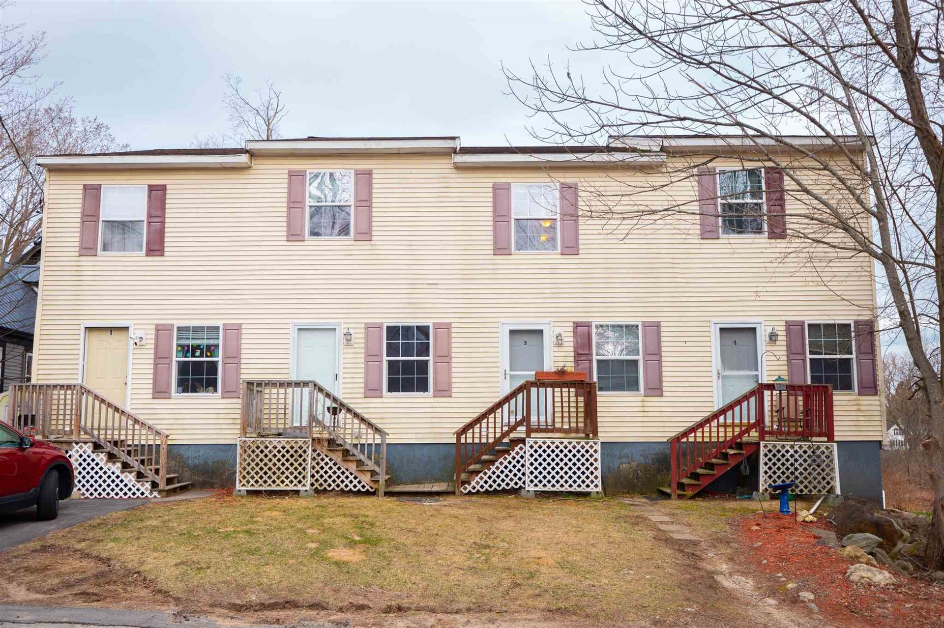 67 Glen Street #3, Farmington, NH 03835 - MLS#: 4855303