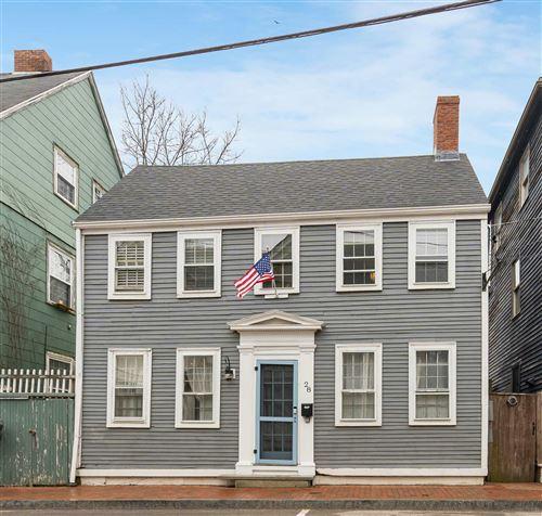 Photo of 28 Chapel Street, Portsmouth, NH 03801 (MLS # 4854321)