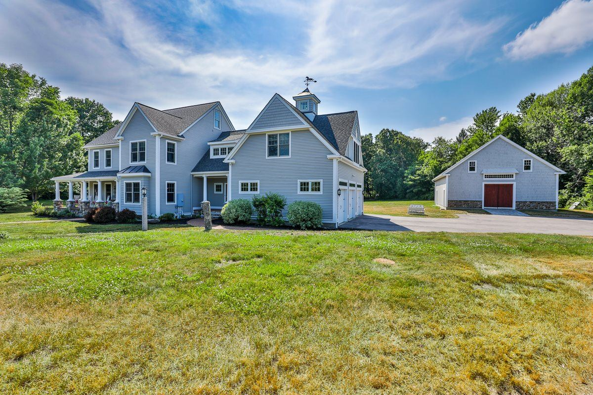 11 North Pepperell Road, Hollis, NH 03049 - MLS#: 4810325