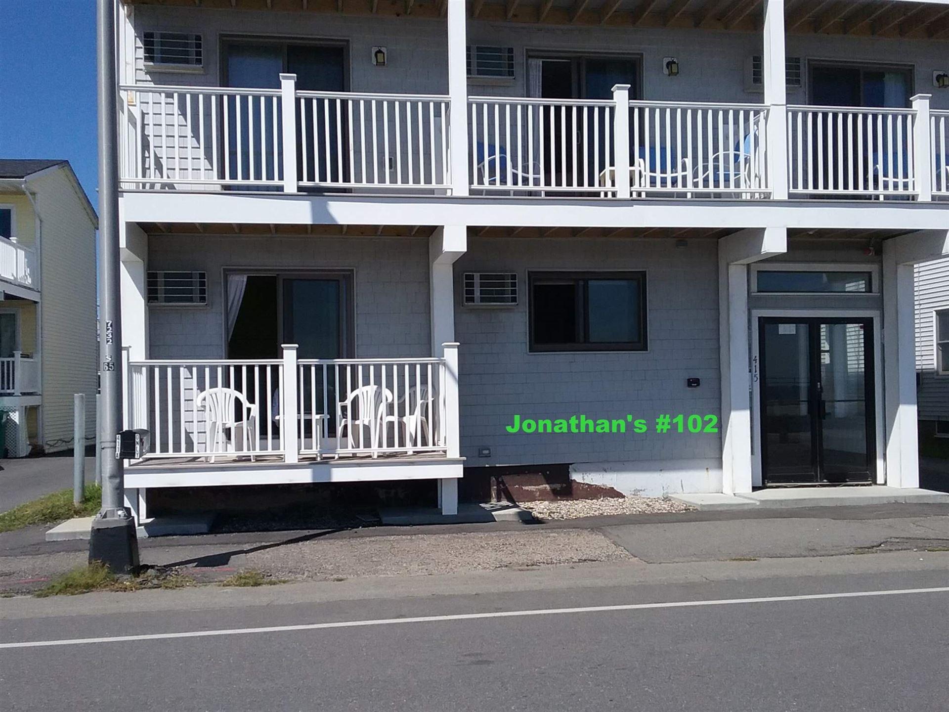 415 Ocean Boulevard #102, Hampton, NH 03842 - MLS#: 4827330