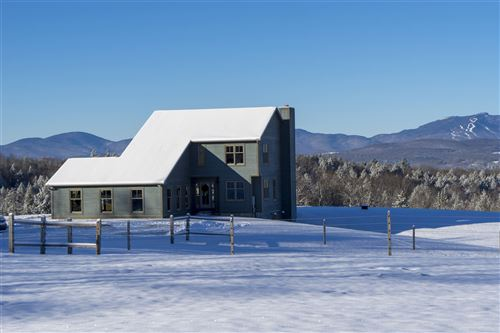 Photo of 589 Leahy Road, Elmore, VT 05661 (MLS # 4831331)