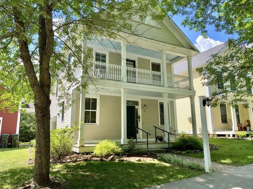 Photo of 86 Palisades Street, Stowe, VT 05672 (MLS # 4859355)