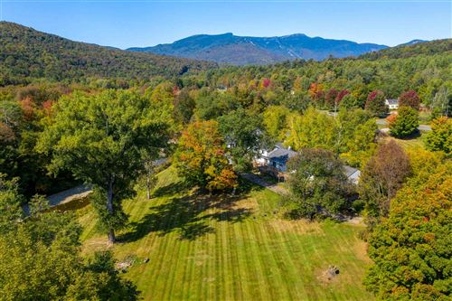 Photo of 3343 Mountain Road, Stowe, VT 05672 (MLS # 4831362)