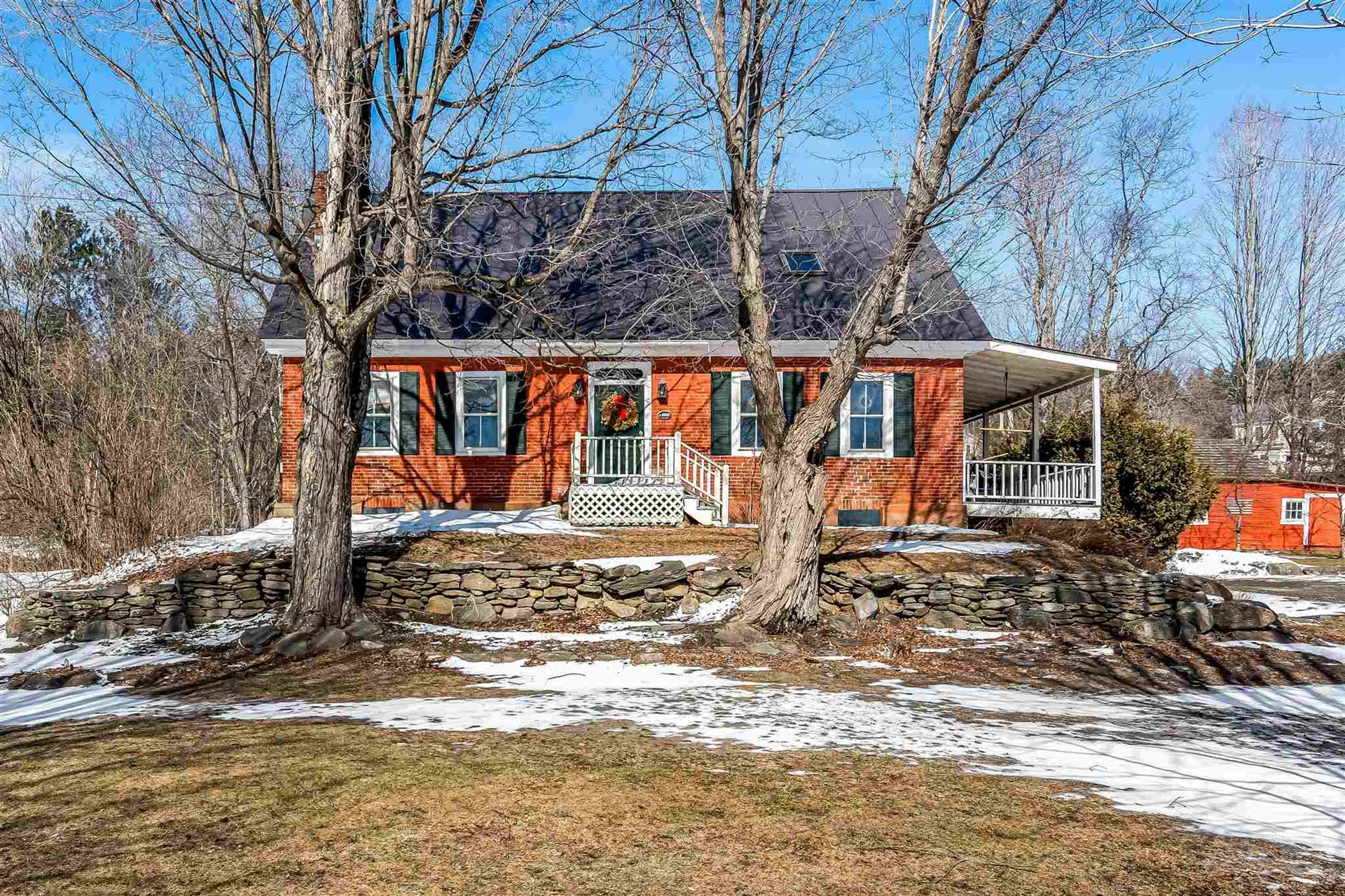 Photo of 3376 Mountain Road, Stowe, VT 05672 (MLS # 4853370)