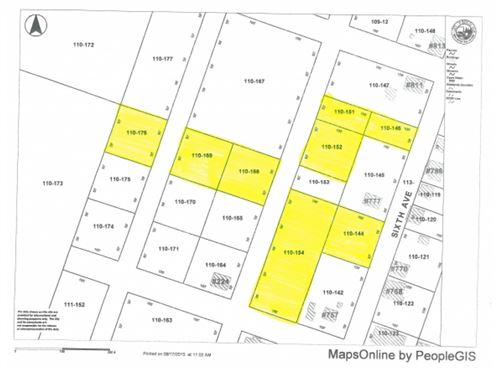 Photo of 9 Lots 6th, 7th, 8th, Rouleau Road, Berlin, NH 03570 (MLS # 4814416)